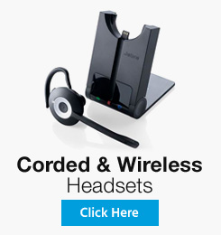 Corded & Wireless