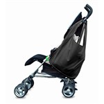 Hatch Things Stroller Bag - Black SureShop No-Tip Stroller Bag