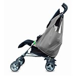 Hatch Things Stroller Bag - Grey SureShop No-Tip Stroller Bag