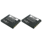 Panasonic Battery for Panasonic (CB-S004)-2-Pack Replacement Battery 49515-5